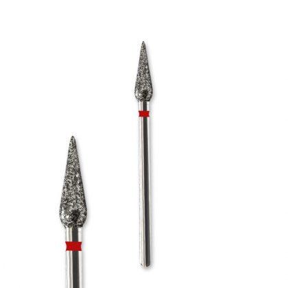 Κωνική Φρέζα 4 mm λεπτόκοκκο