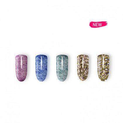 Kit Gel Pink & Blue